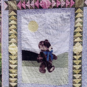 Bear Baby Quilt