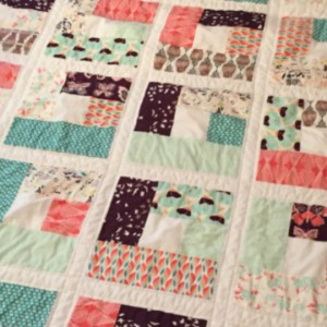 Winged Brick House Quilt