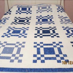 True Lovers Knot Quilt