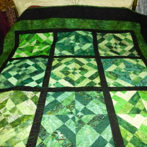 Keeghan's Quilt