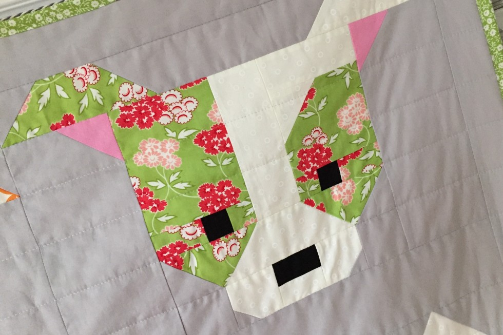 Dog Gone Cute Quilt