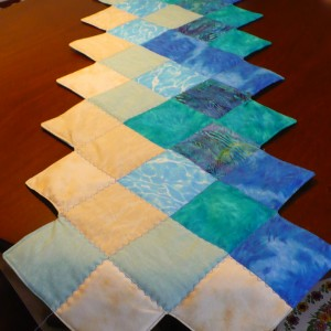 Sea Side Table Runner