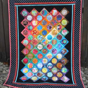 Balls of Color Quilt
