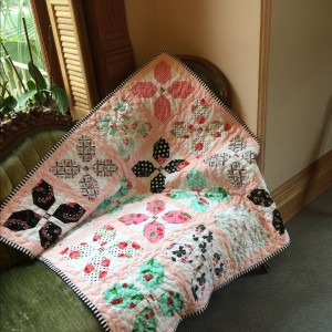 Crystal's quilt