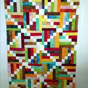 The Sticks and Stones Quilt