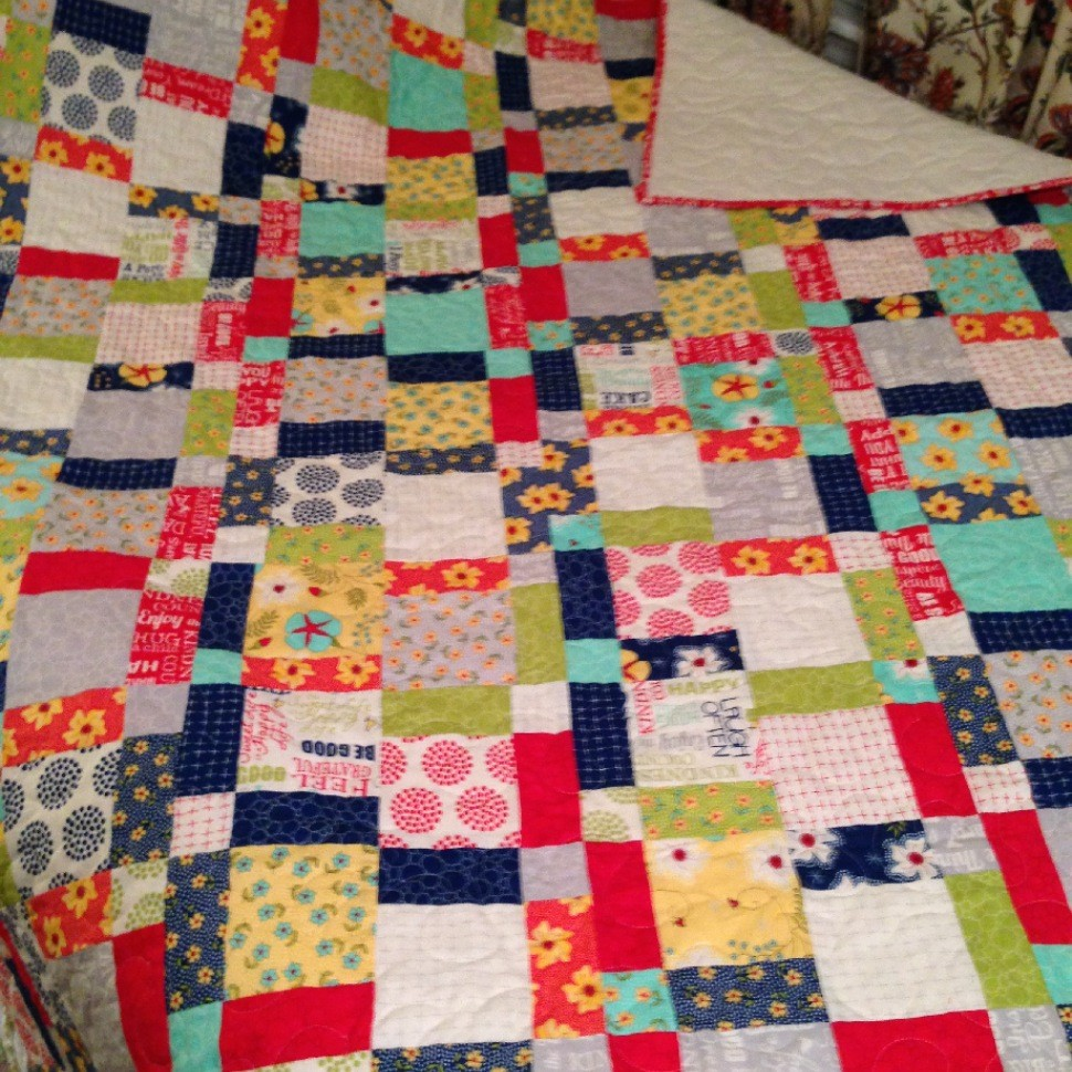 Sweet Life Quilt