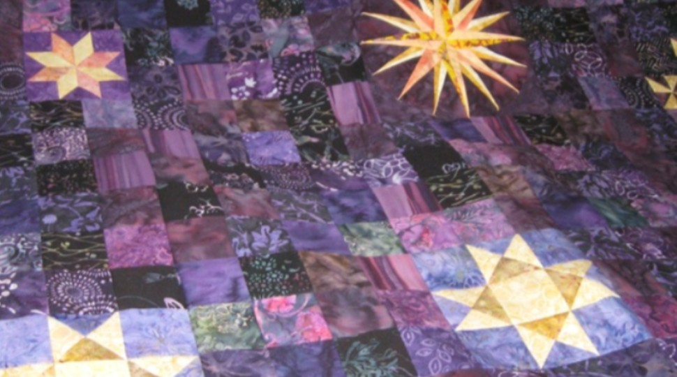 A Constellation Quilt