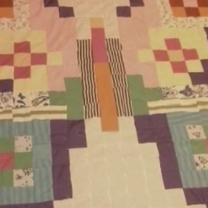 Butterfly Quilt in Memory of Kaylee Brook Maze