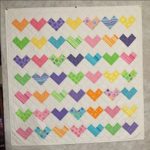 Heart Quilts
