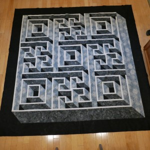 Labrynth Quilt
