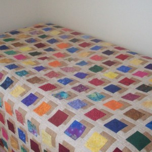 Post-It Note Quilt