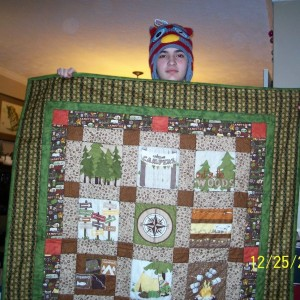 And yet another 2014 Quilt