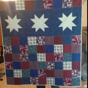 VFW Auction Quilt