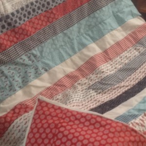 First quilt, lost to time, time found