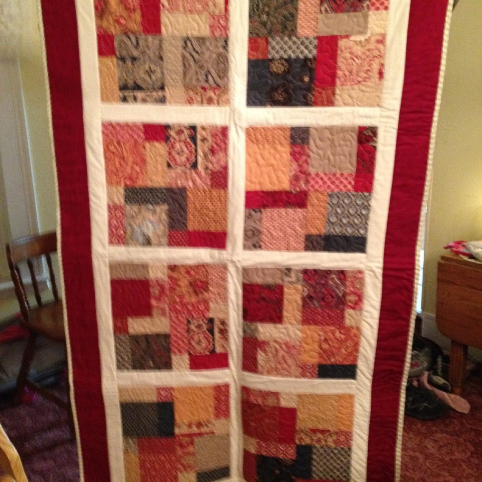 Christmas Gift Quilt