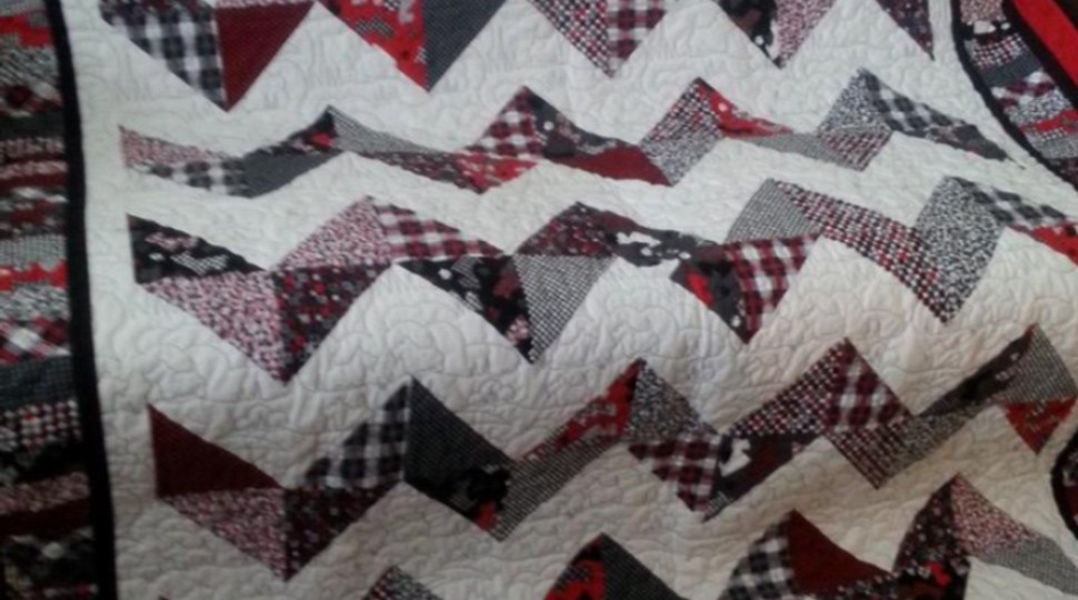 My Scottie Dog quilt