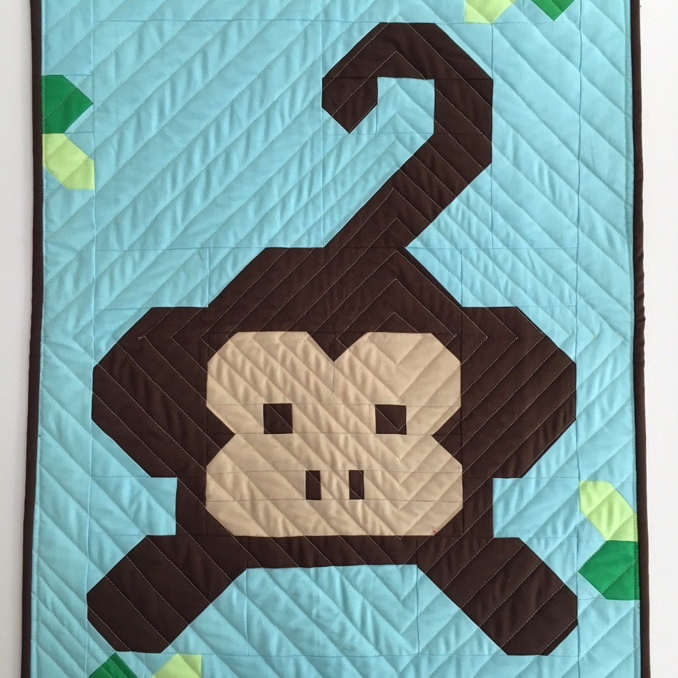 Monkey Business Sew Solid
