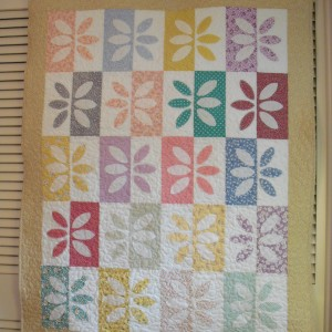 Wallflower Quilt