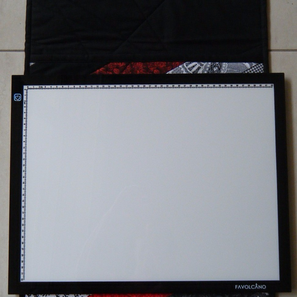 Light Board Cover