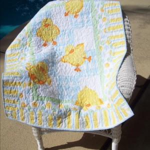 Little chick quilt