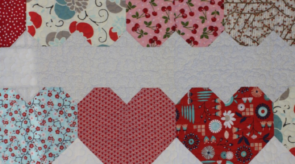 American Heart Association Raffle Quilt