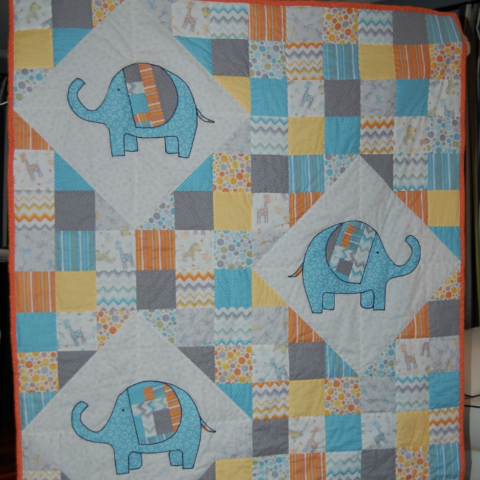 Baby Quilt HD