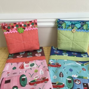 Summer Pillowcases & Zipper Bags