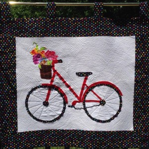 Bicycle Wall Hanging
