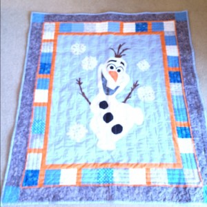 Olaf, at Grandson's request