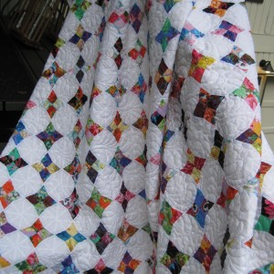 Peggy's Quilt #11 - Periwinkle