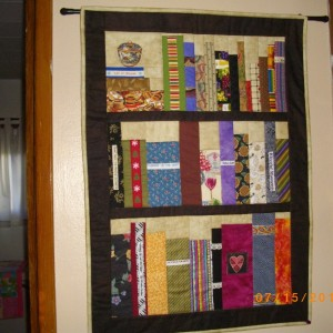 Book Shelf Quilt