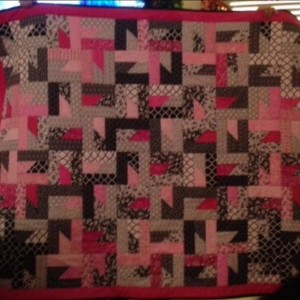 My very first quilt