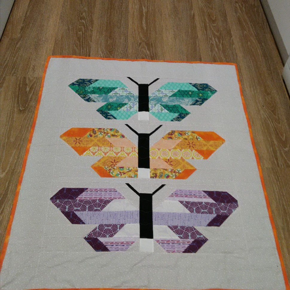 Firefly Baby Quilt