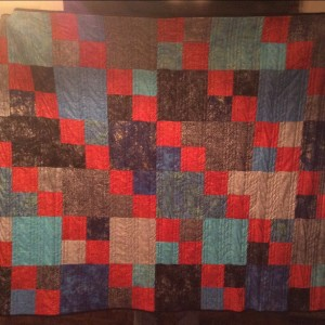 Cord's quilt