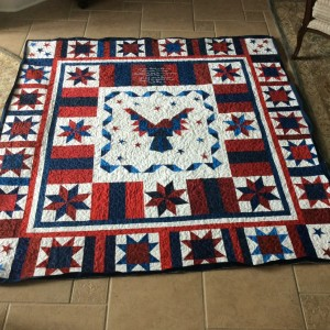 World War II Veteran Quilt