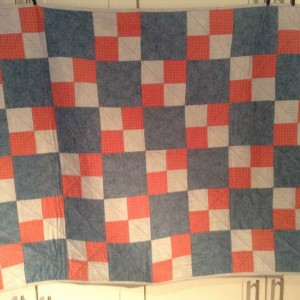 A quilt for Granny