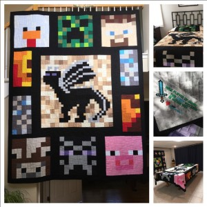 Enderquilt - Game On!
