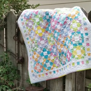 Olive's baby quilt
