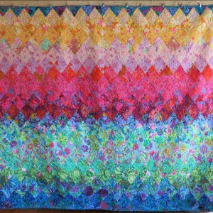 DIAMOND QUILT WITH KAFFE FASSET