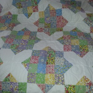 Good night Irene quilt