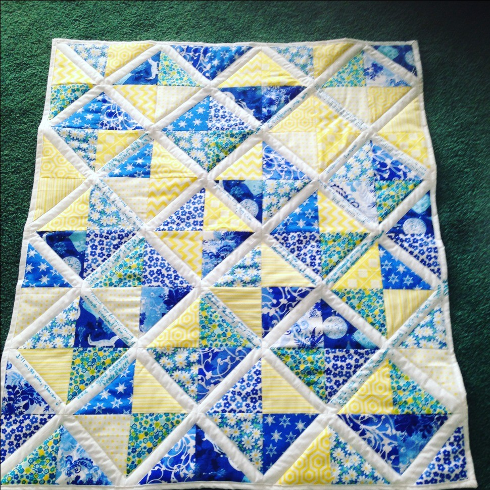 Jane's Friendship Quilt