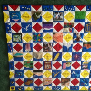 Magical Colorado Family Times quilt