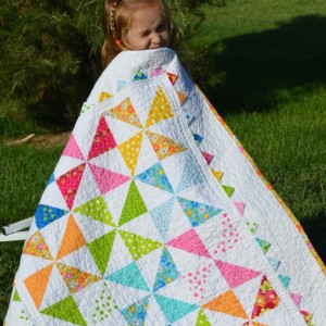 Autumn's Birthday Quilt