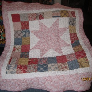 Big Star Charm Pack baby quilts