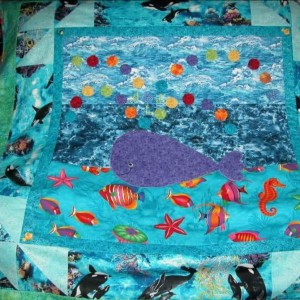 My Maui Sea Quilt