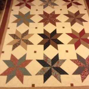 A Norway Quilt