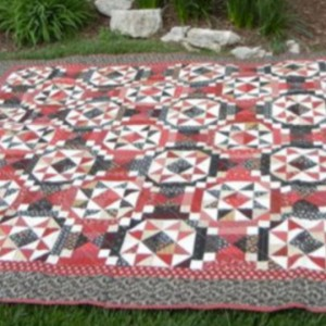 A Quilt for Mother
