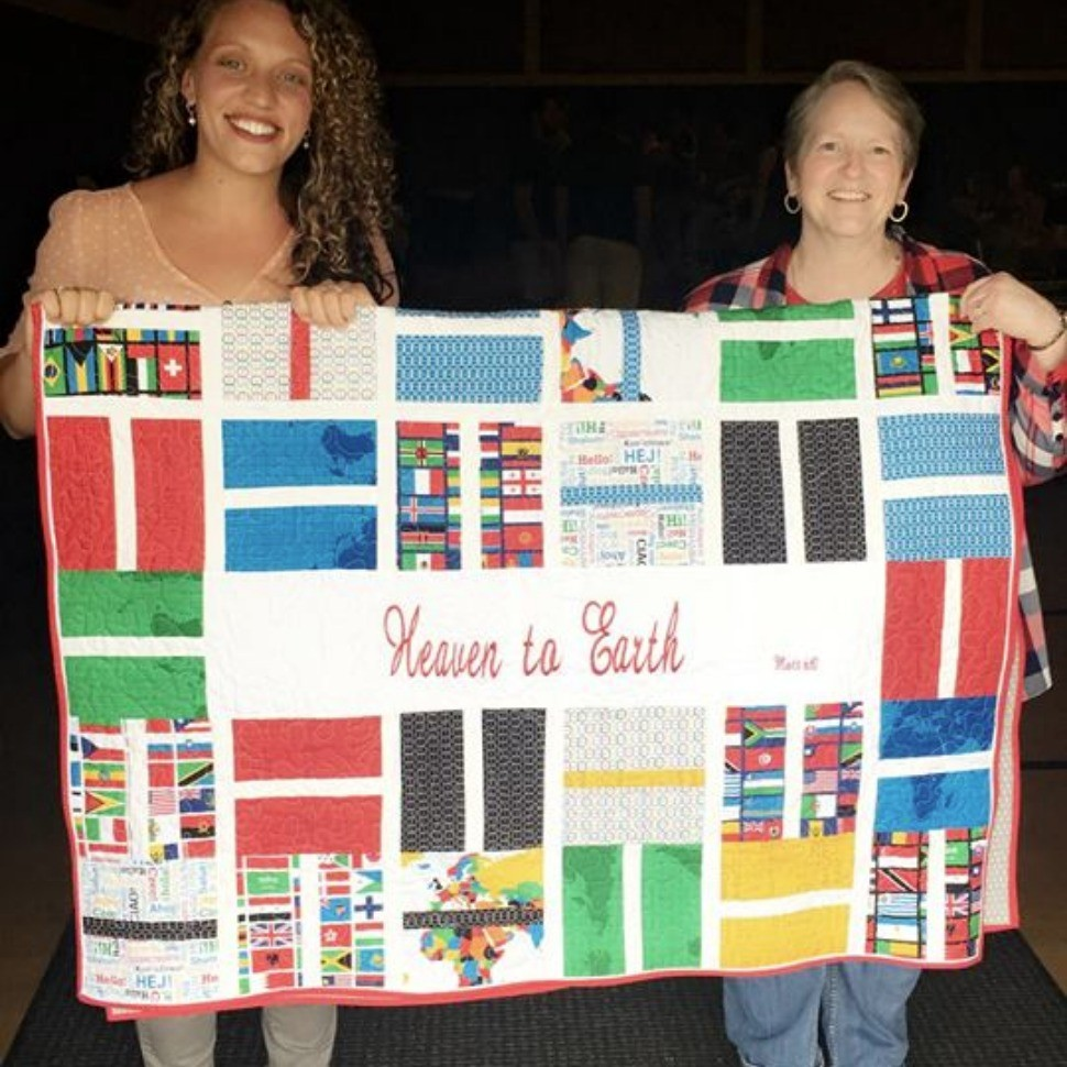 Our World Mission Quilt
