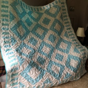 Diamond Dreams Quilt