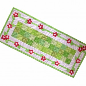 Spring Table Runner